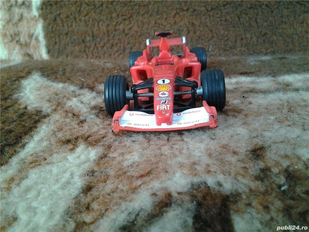 F2005 Ferrari 12 cm jucarie copii cu autopropulsie