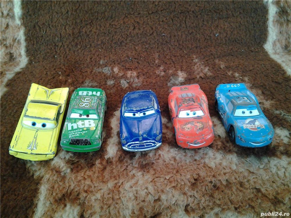 Disney Pixar Cars masinute 6-7 cm jucarie copii (varianta 10)