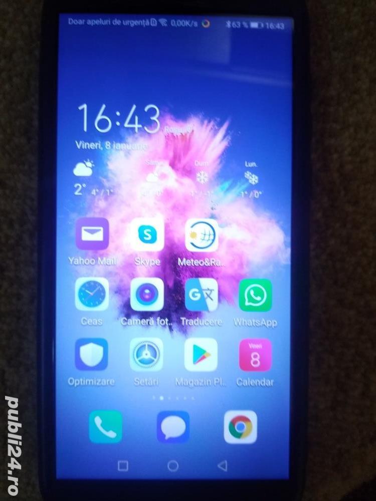 Vând tel. mobil Huawei P smart