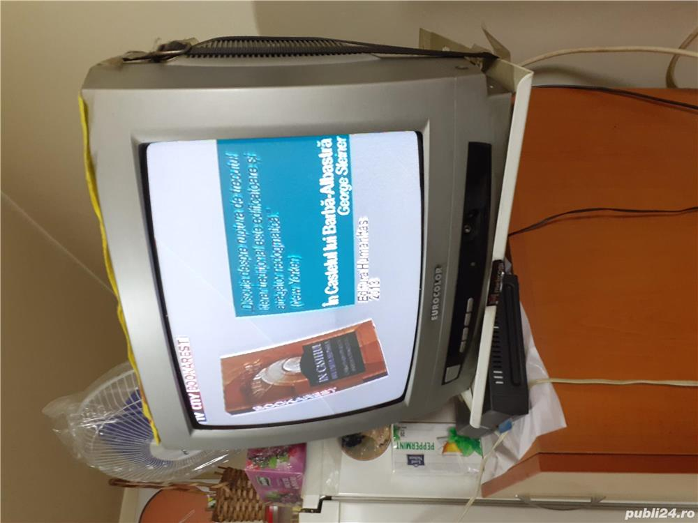 Televizor color sport diagonala 37 cm