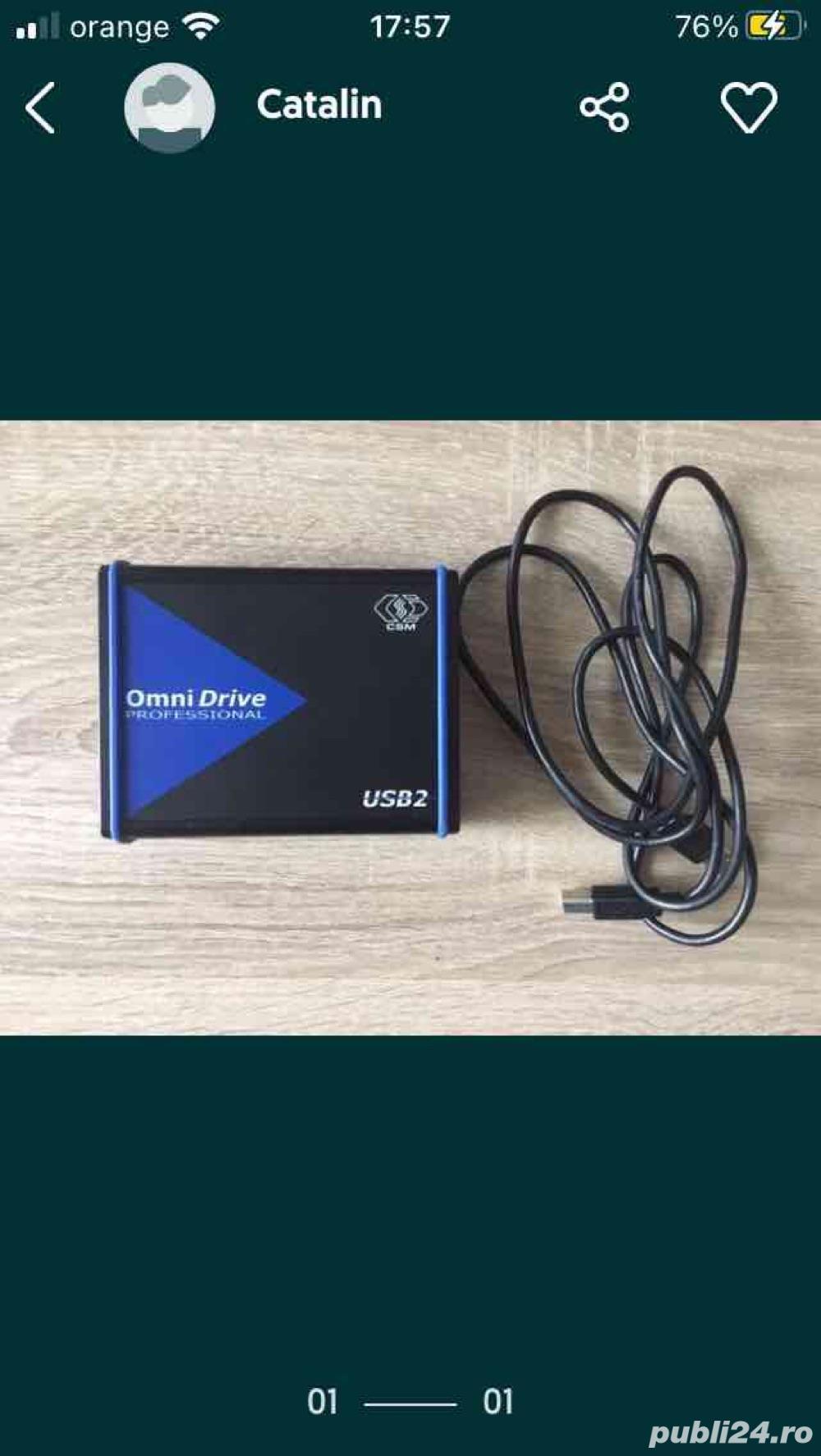 OmniDrive usb 2.0