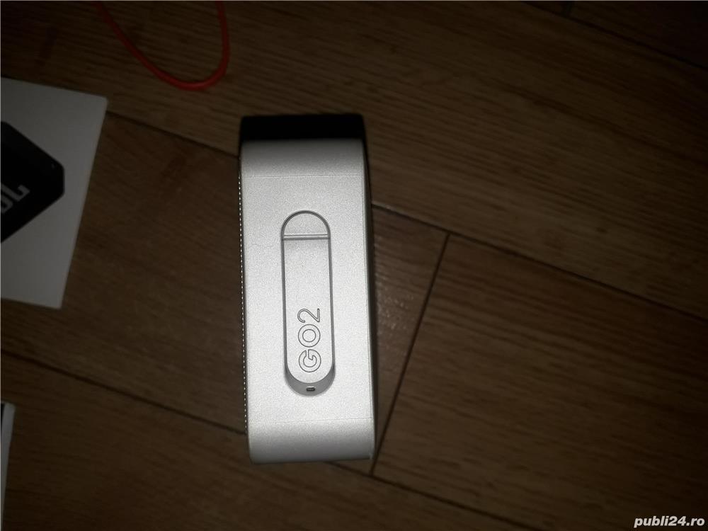 Boxă JBL GO2 Silver