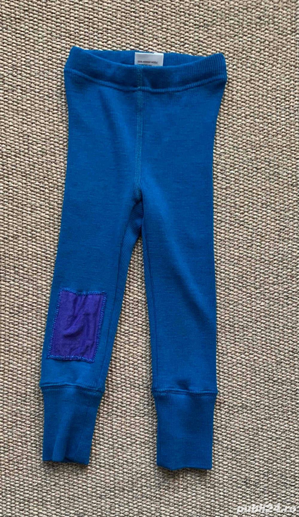 pantaloni merinos
