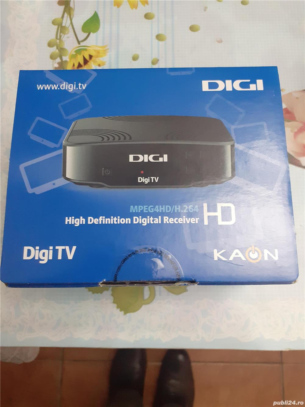 Receiver DigiTV HD Kaon