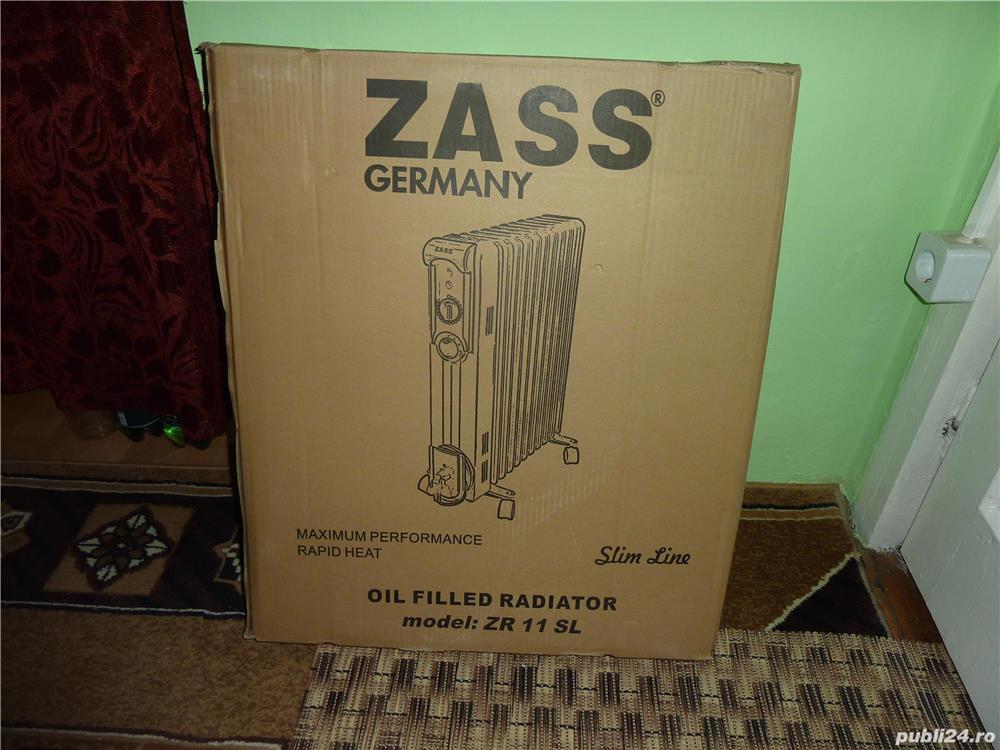 Calorifer (radiator) electric zass ulei zR11sl