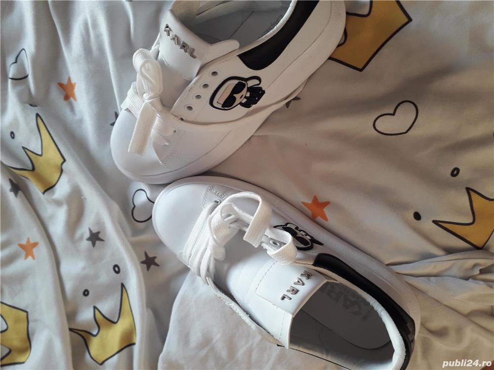 Adidasi Karl Lagerfeld