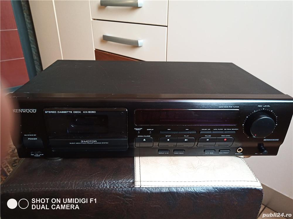 Deck Kenwood KX-5050