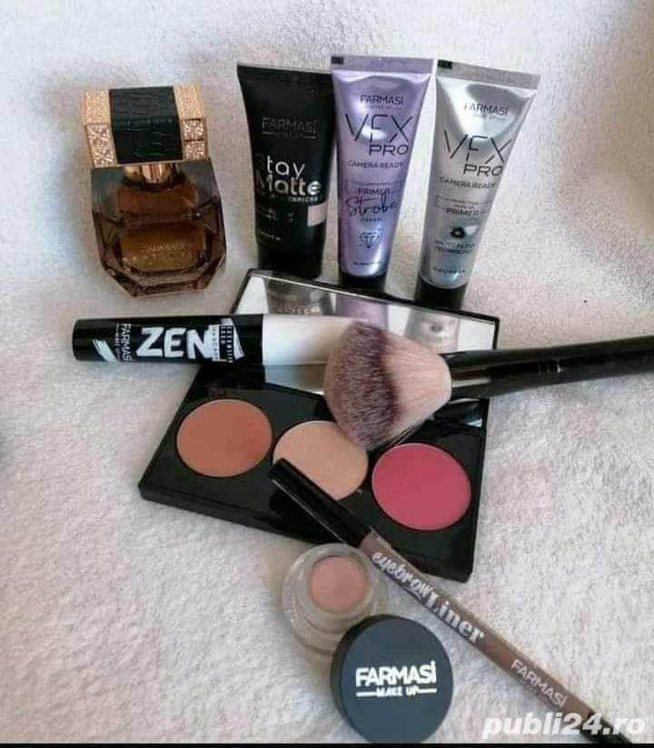 SET 9 PRODUSE FARMASI MAKE UP
