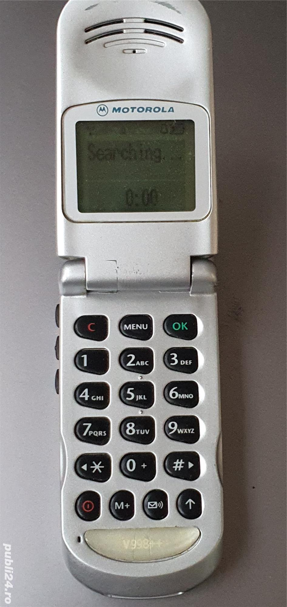 Motorola V998++ - 2000 - liber