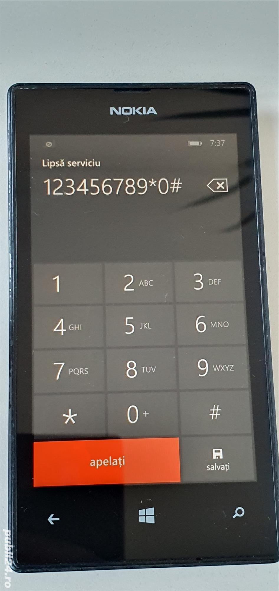 Nokia 520 LUMIA - 2013 - Orange RO