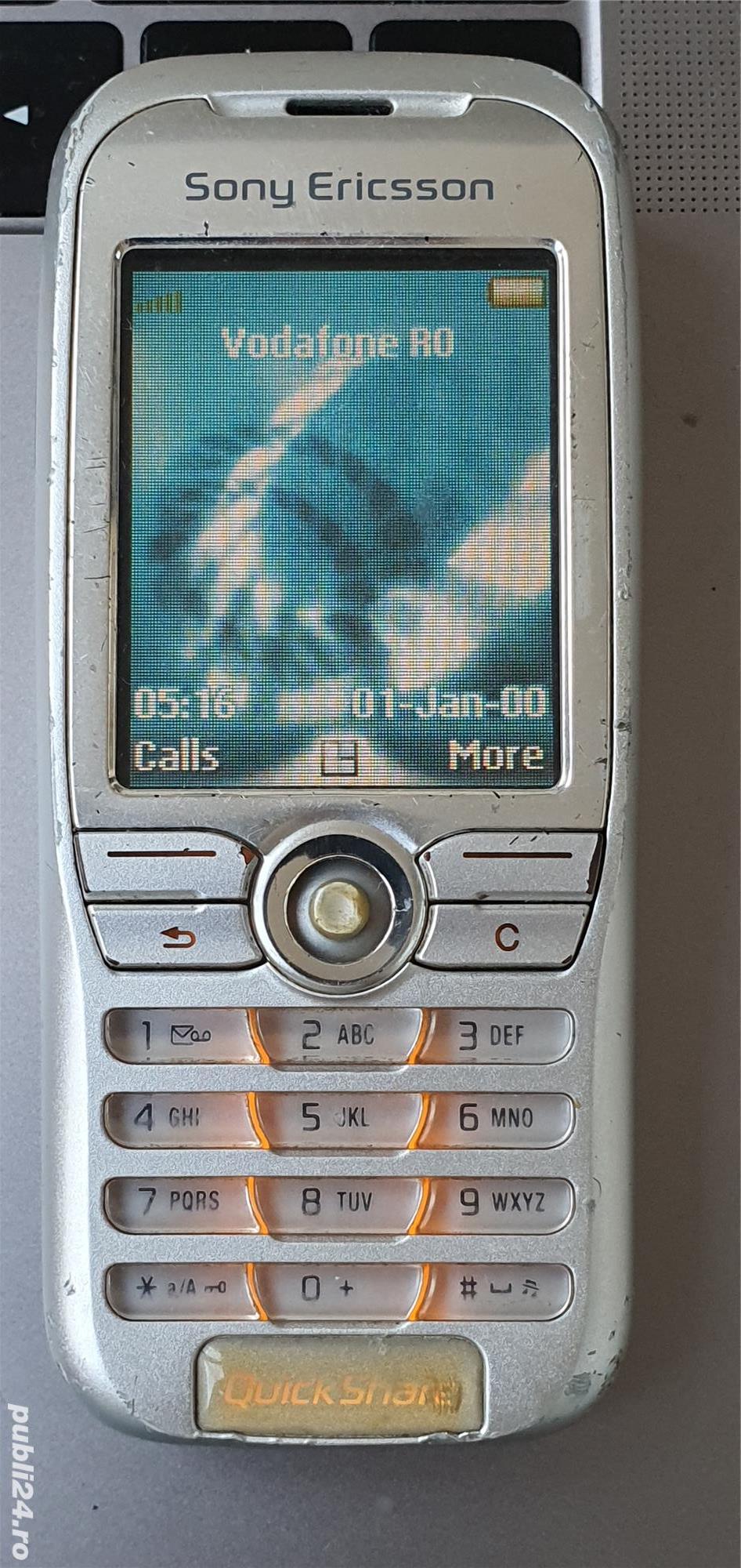 Sony Ericsson K500i - 2004 - liber