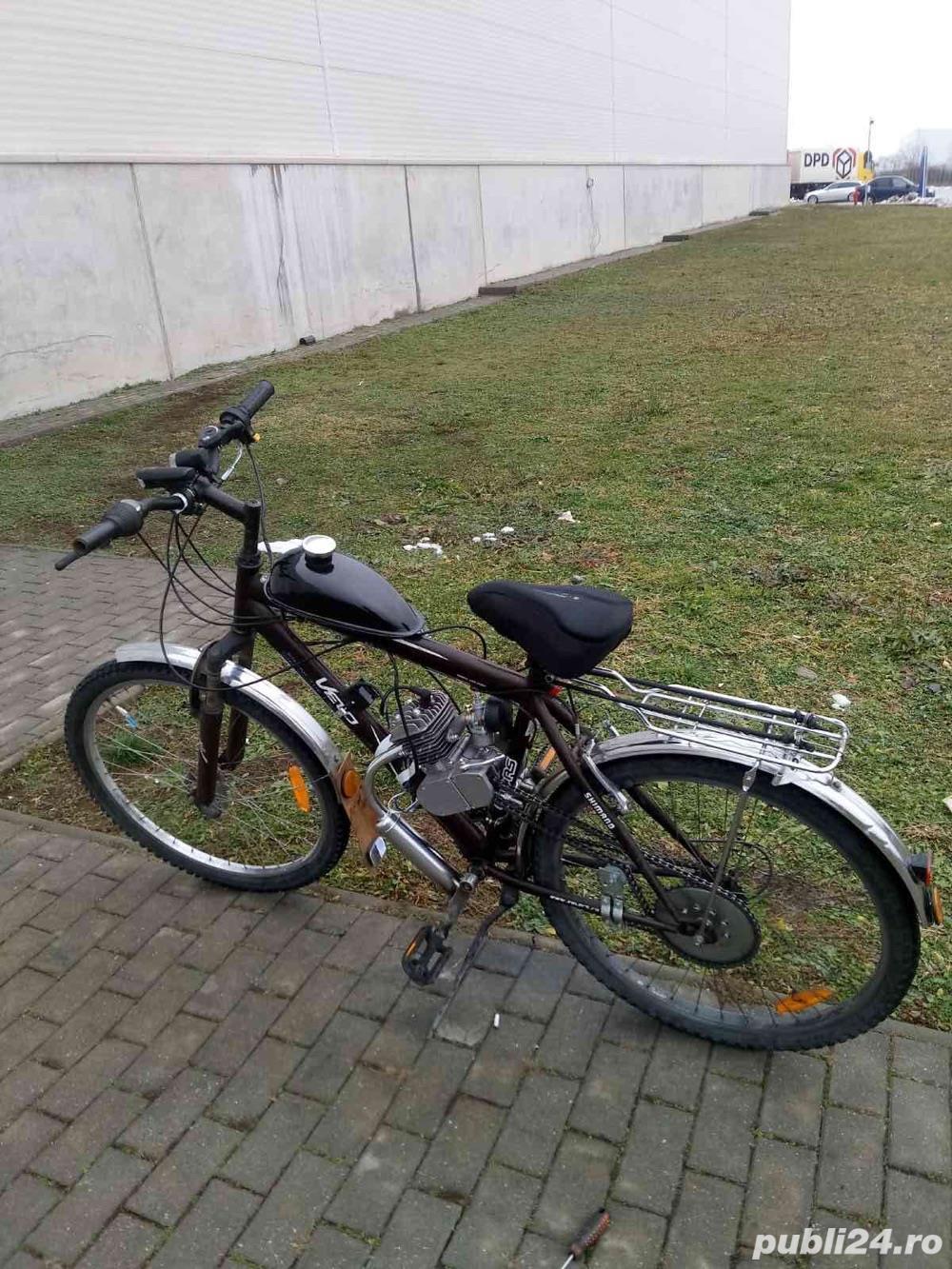 Altele bicicleta cu motor