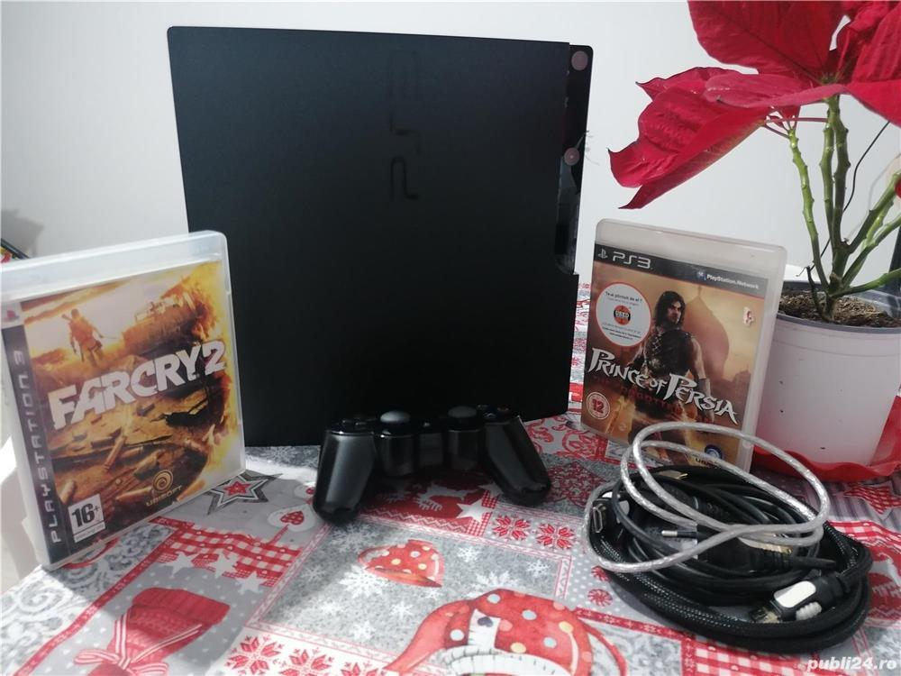 Vând PS3 Slim
