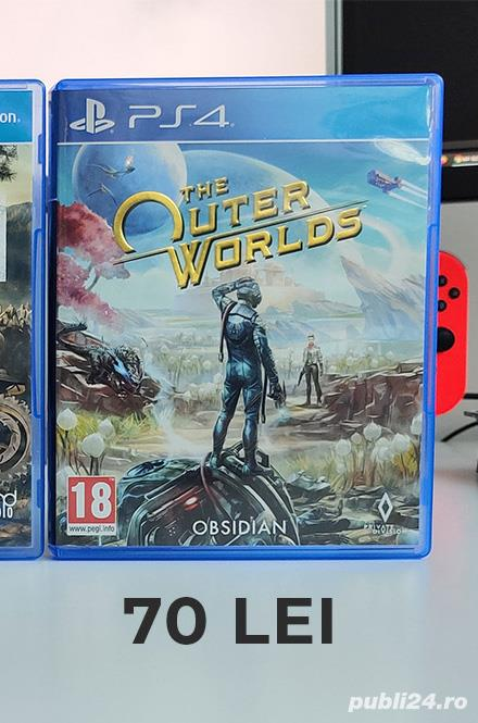 The Outer Worlds | PS4
