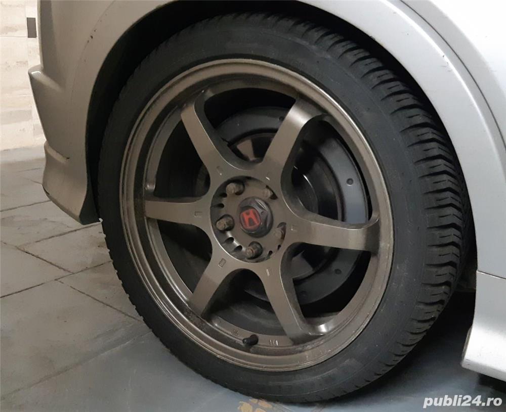 "Jante Rota GR6 - 18"" - 5x114,3 - Honda, Hyundai, Mazda, Nissan, Mazda, etc"