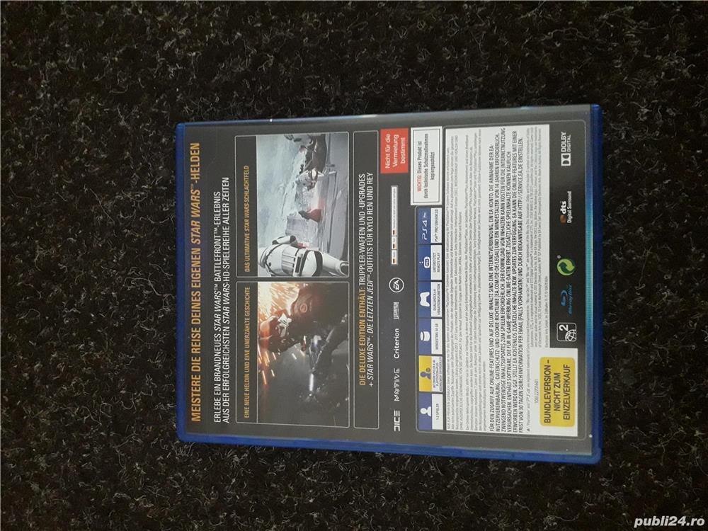 Joc PS4 STAR WARS BATTLEFRONT II Elite Trooper Deluxe Edition