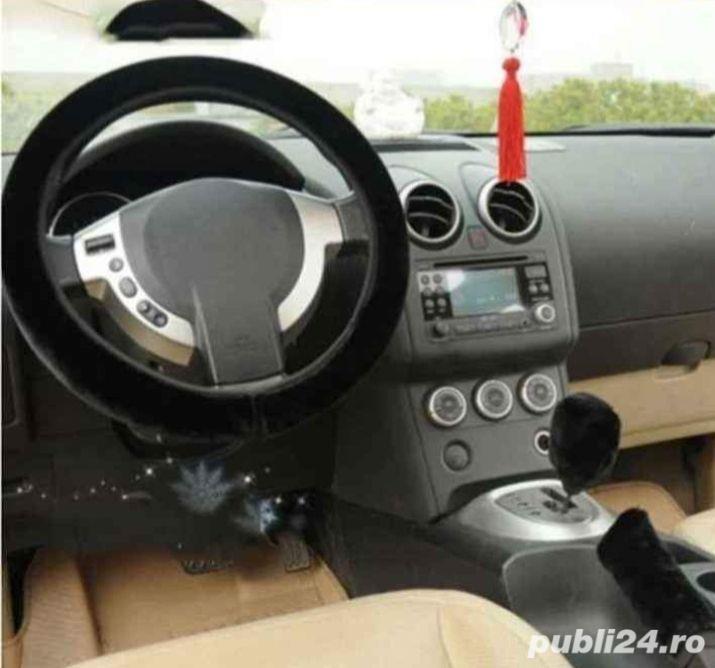 Huse pentru volan, schimbător de viteze și frână de mână