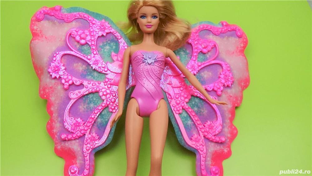 Vand papusa Barbie fluture 20 lei