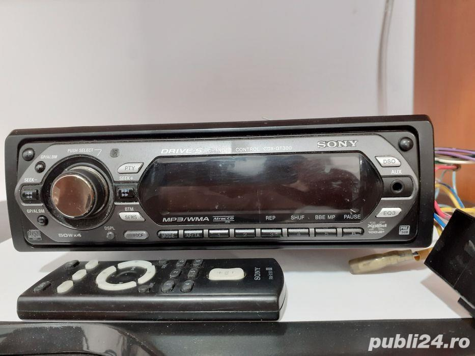 MP3 Player Auto Sony CDX GT300