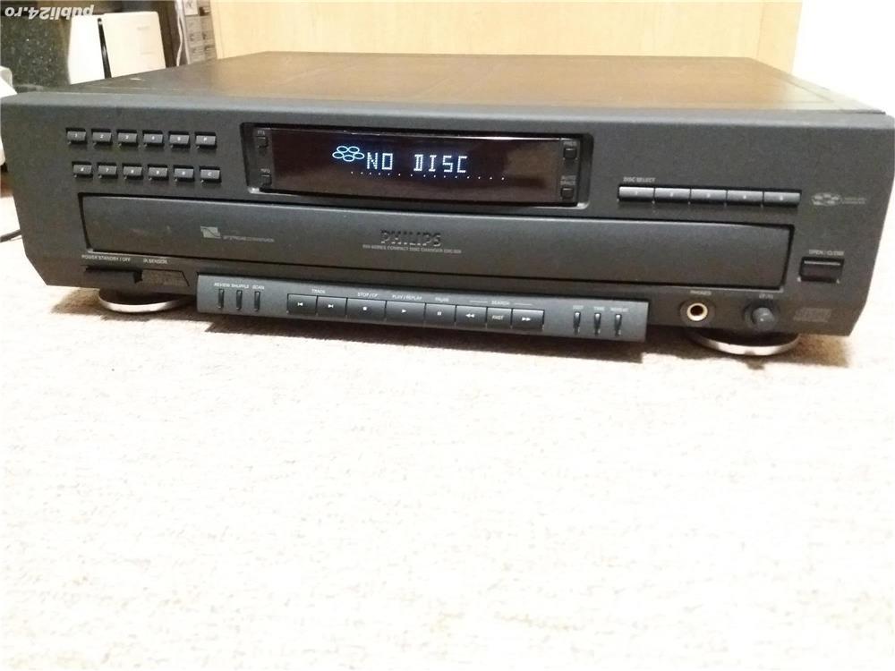 Vand cd player Philips CDC935