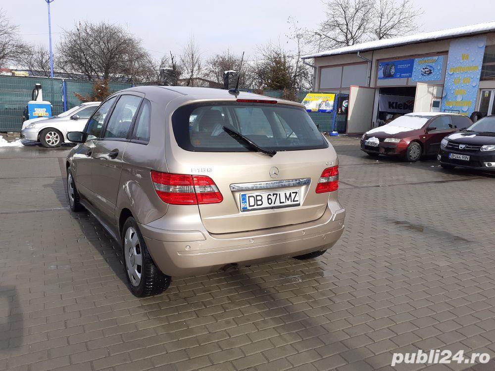 Mercedes-benz Clasa B B 180