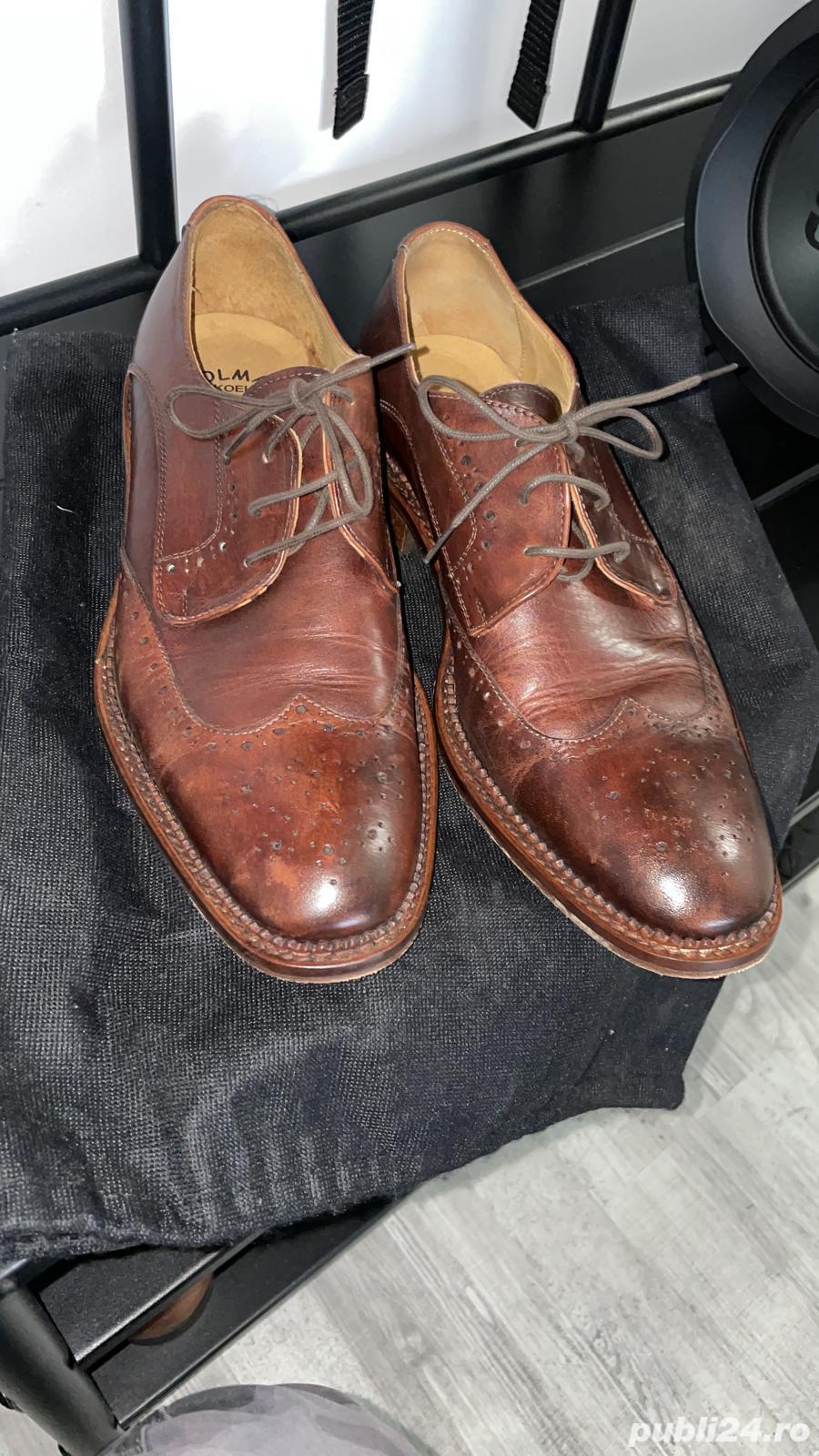 Pantofi bărbați NOLMAN KOEL, Italy
