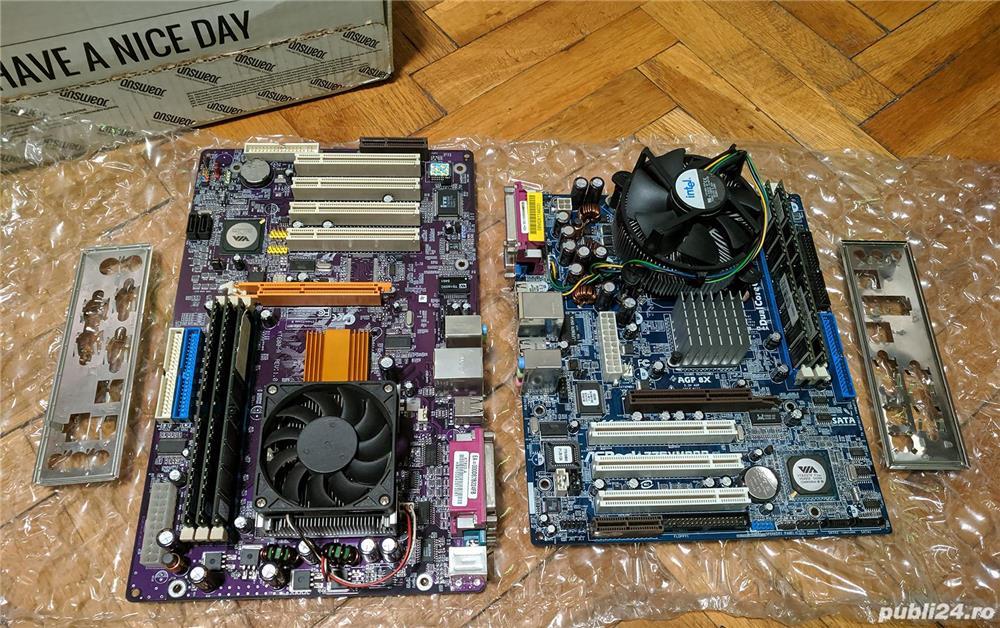 Kituri MB+CPU+cooler