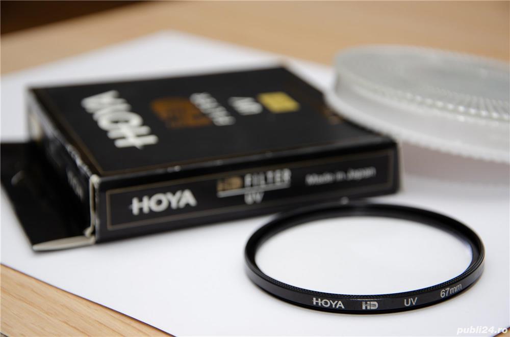 Filtru UV 67 mm HOYA HD