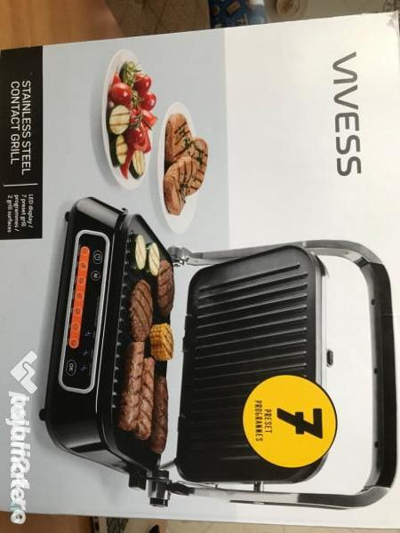 Grill electric Vivess