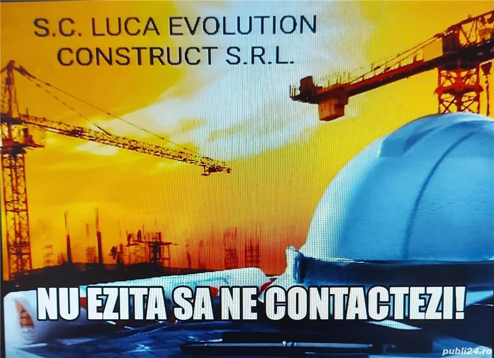 Firma specializata in executia de constructii civile, industriale si agricole