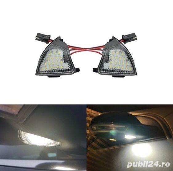 Set Lampa Led sub oglinda VW Passat golf 5 jetta Sharan
