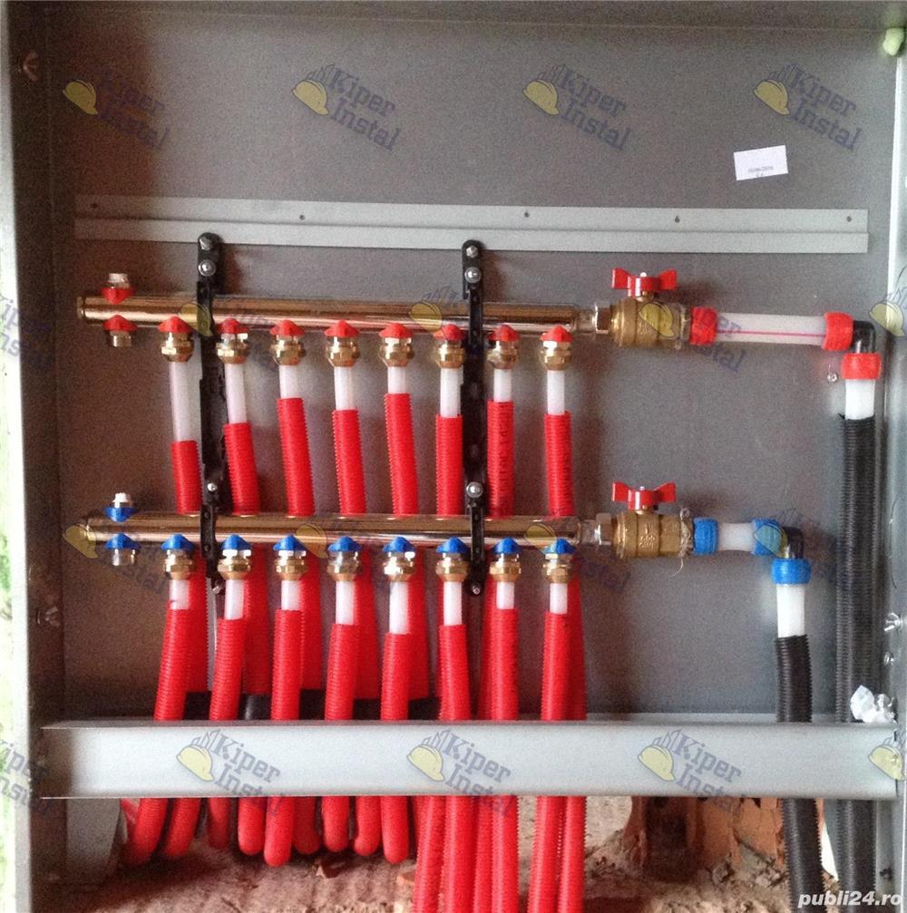 Instalator instalatii sanitare si termice in Iasi