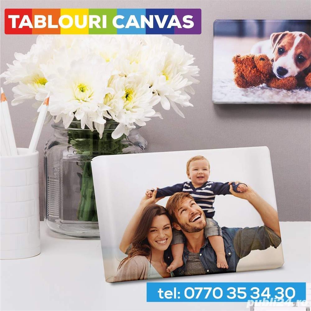 Tablouri canvas colaj fotografii