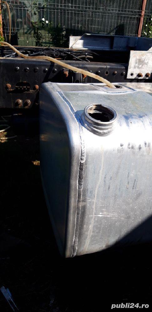Sudură aluminiu, oțel carbon, inox, cupru in mediu de argon.