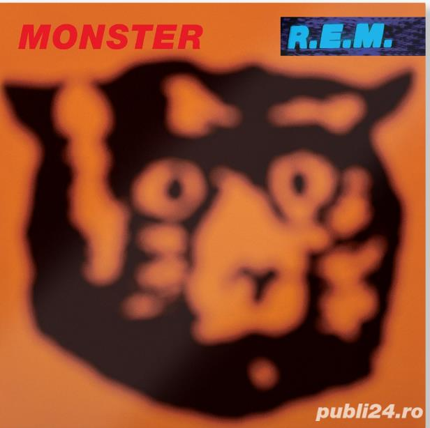 R.E.M - Monster Cd Audio