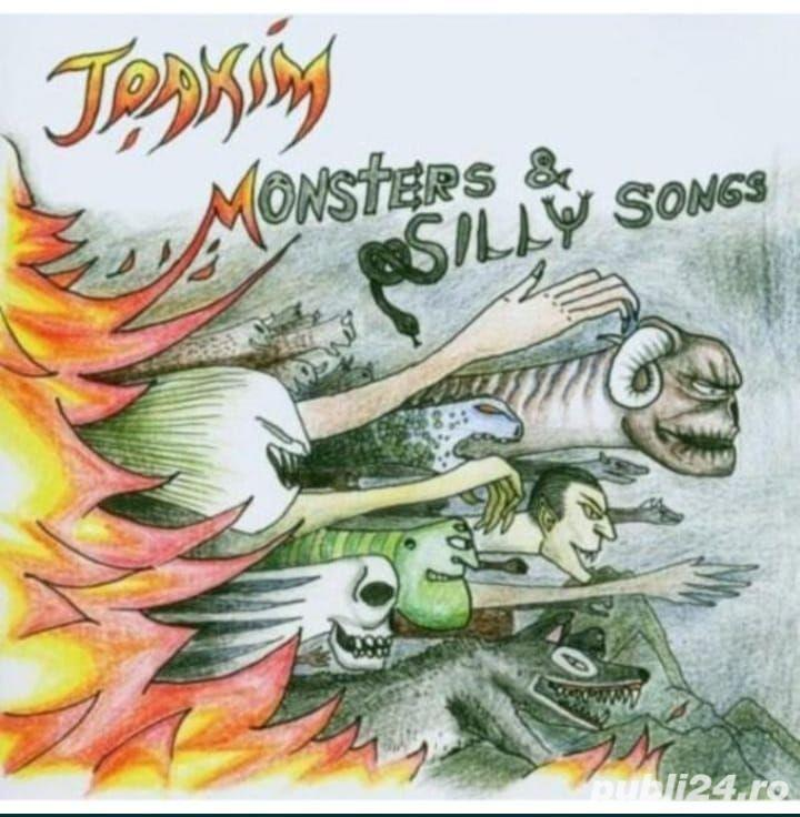 Joakim - Monsters & Silly Songs Cd Audio