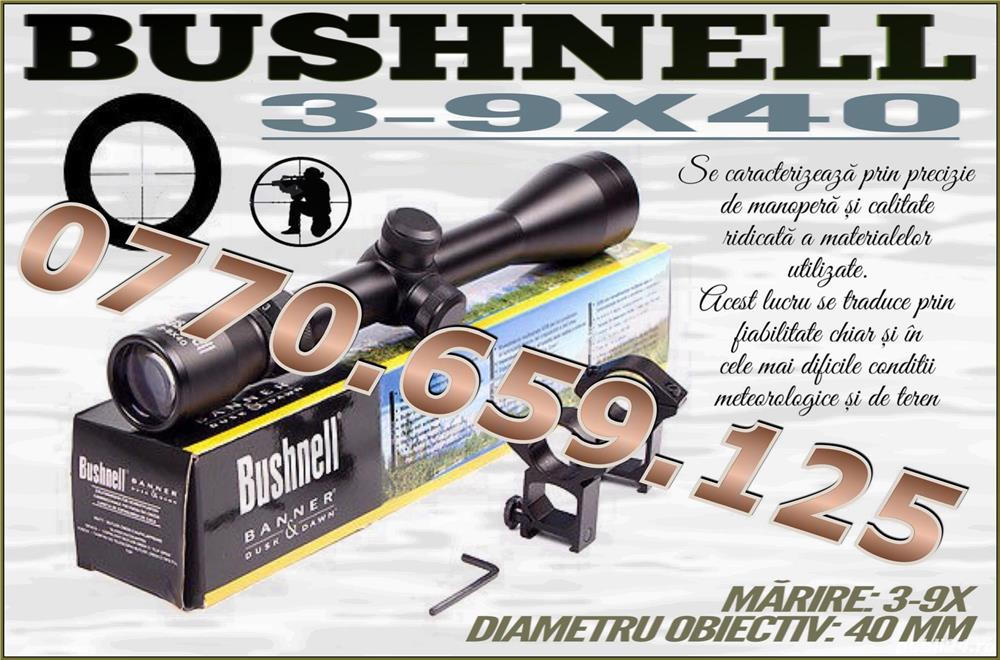 Luneta Bushnell 3-9 X 40
