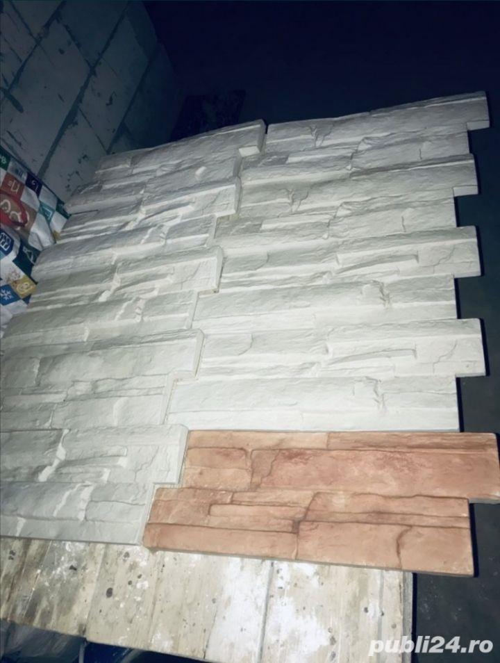 Imitatie de piatra pentru placări pereți și garduri