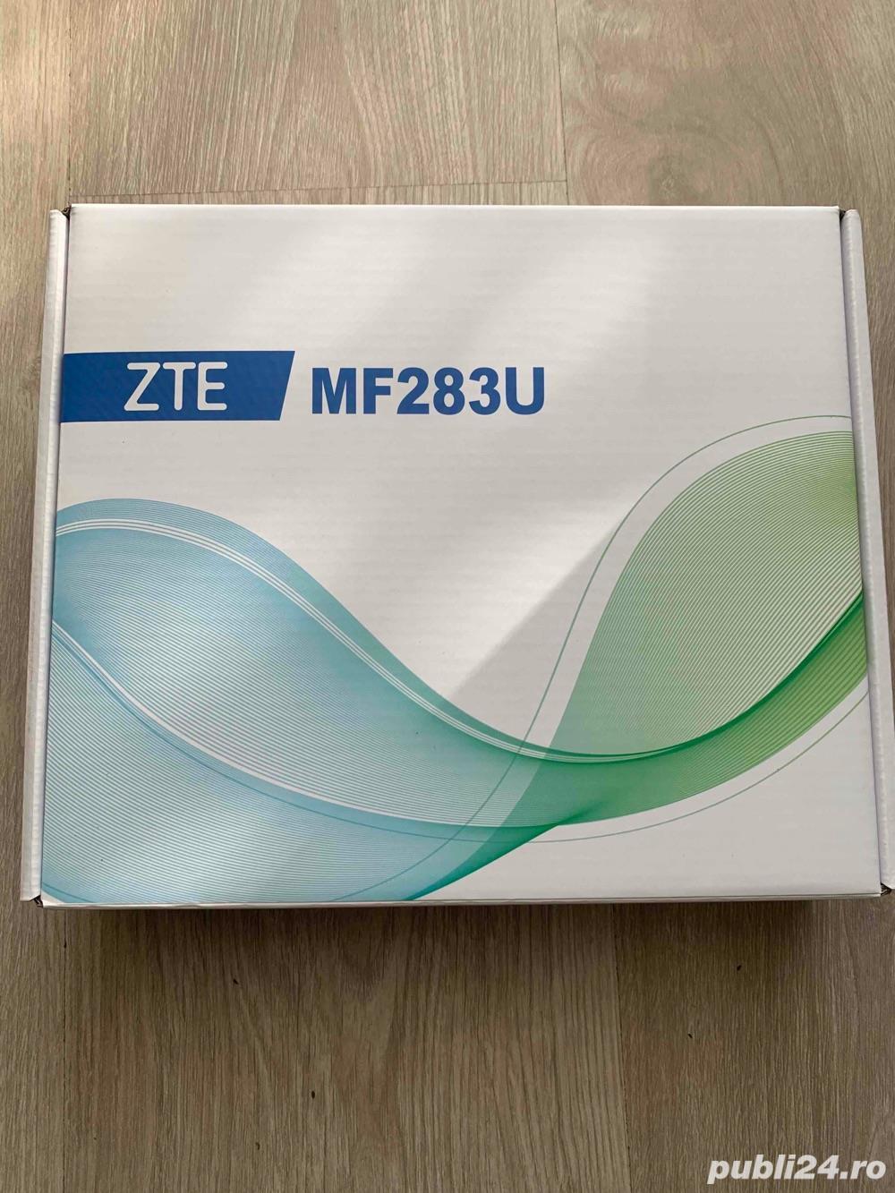 Router Wireless ZTE MF283V 4G - Sigilat - Nou