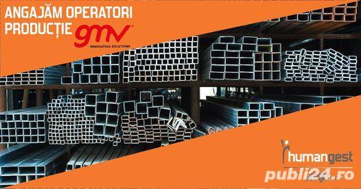 Operator productie Arad