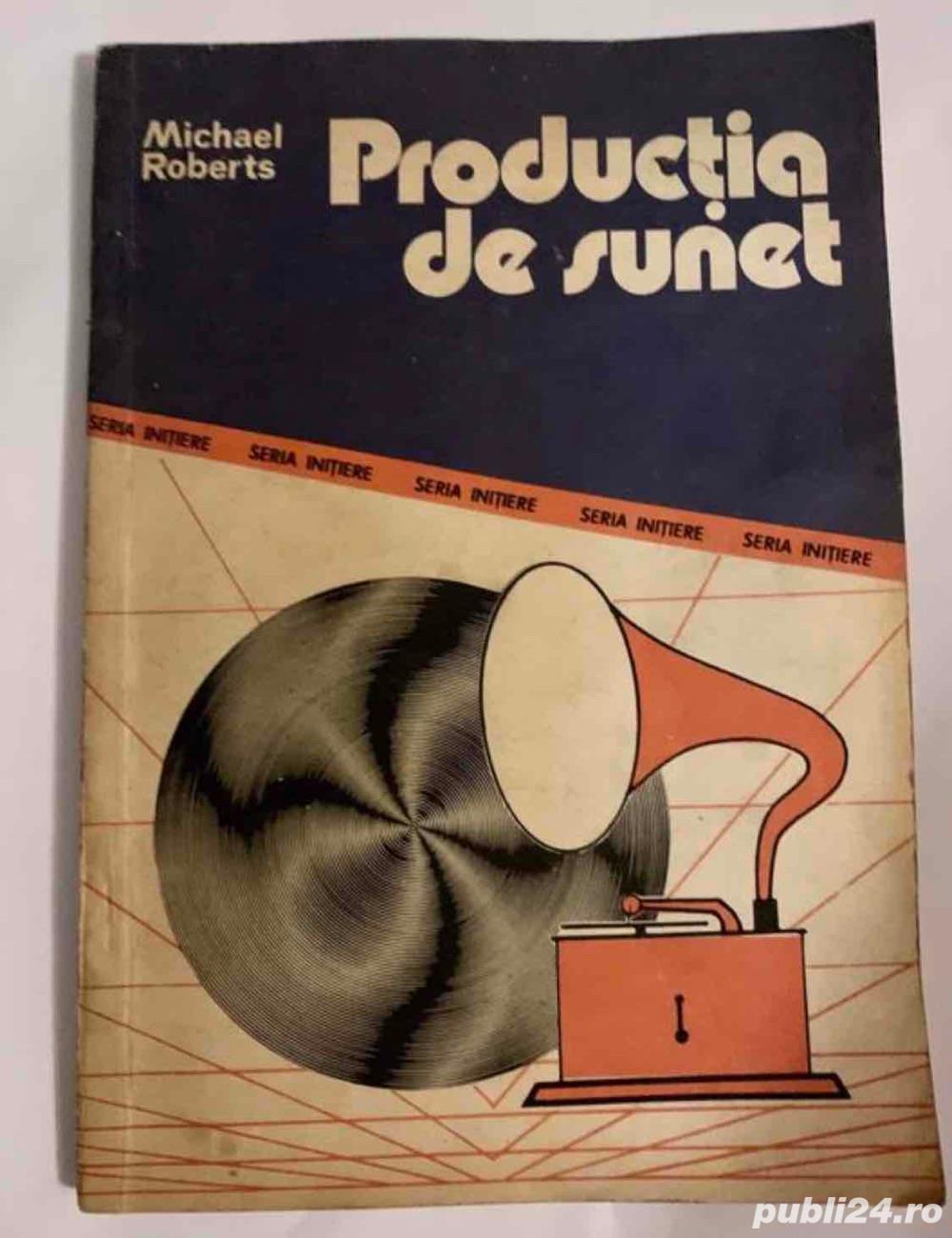 Productia de sunet, autor Michael Roberts