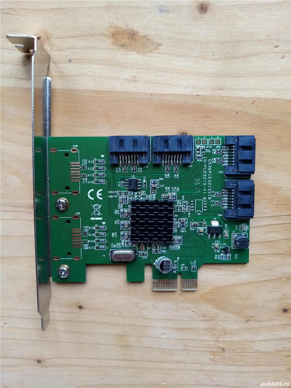Nou ! adaptor SATA3 PCIx01 , 4x