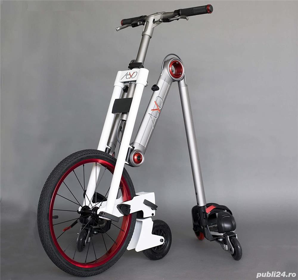 AeYo Rollerblade -scooter-bicicleta