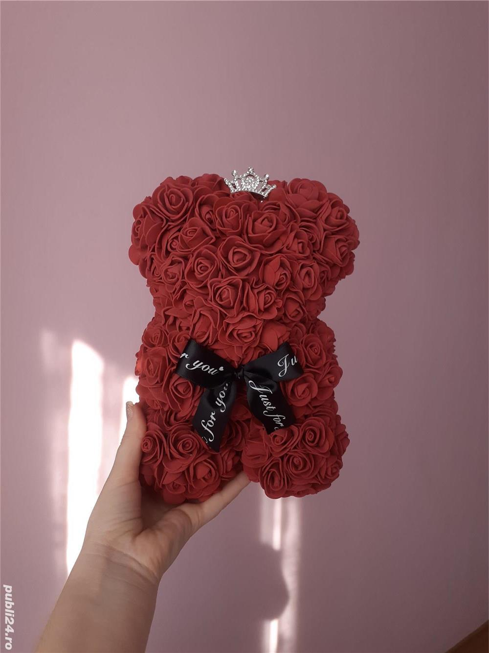 Ursuleti de trandafiri - Cadoul perfect!