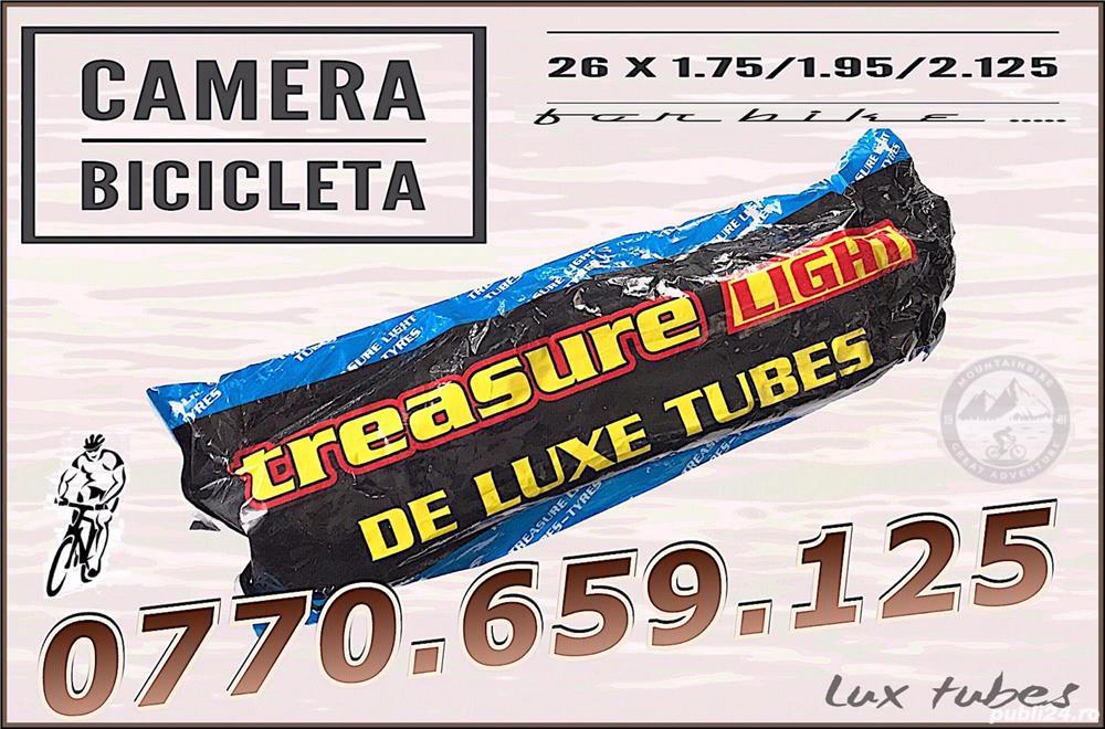 Camera bicicleta Luxe Tubes 26'