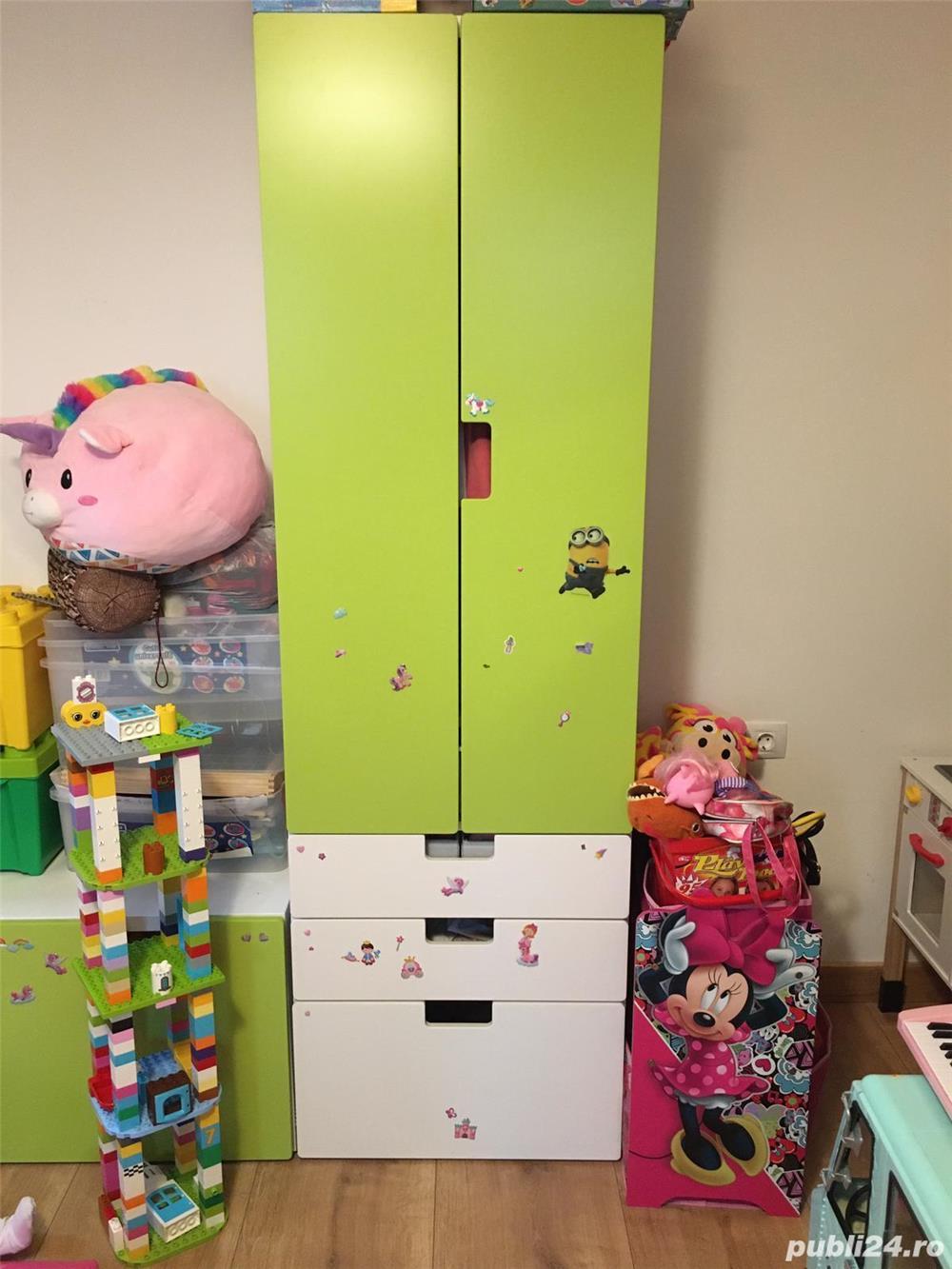 Mobila pentru camera copilului - STUVA - format din 3 piese individual - in stare foarte buna