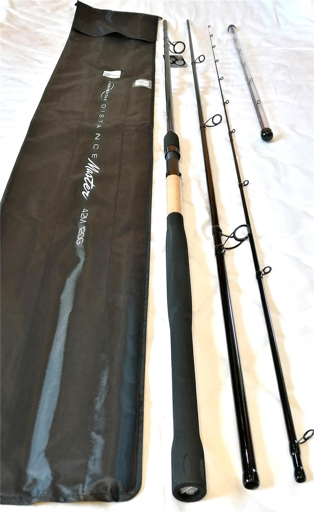 Lanseta de pescuit la feeder Preston Carbonactive Distance Master 4,2m