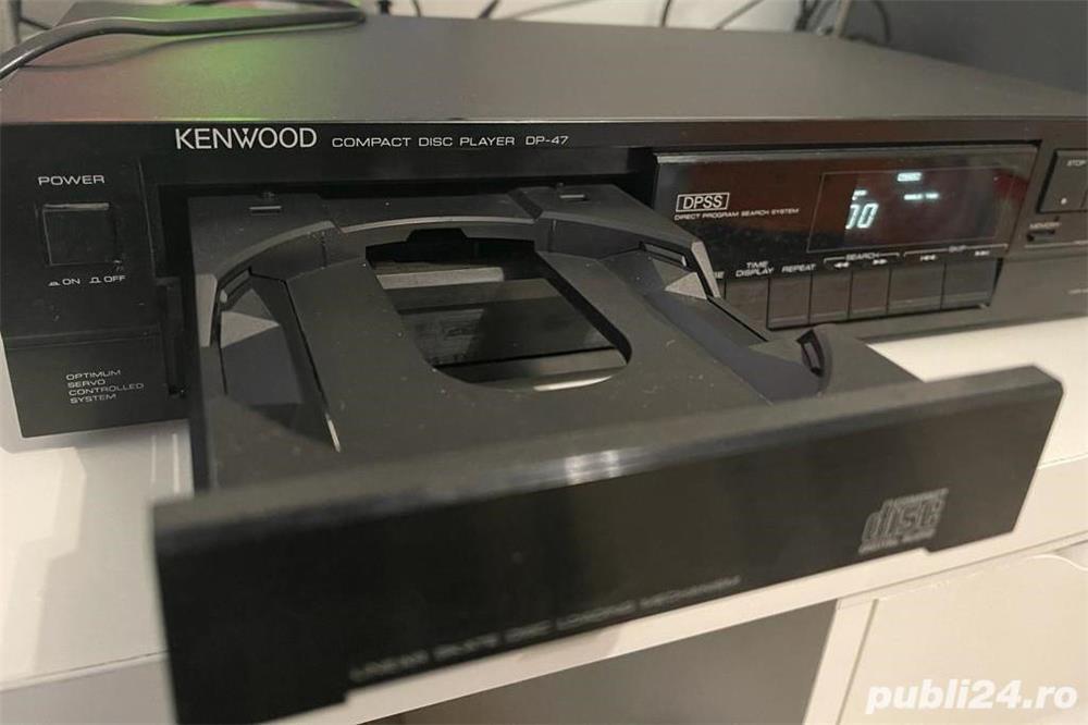 Kenwood DP-47 CD Player