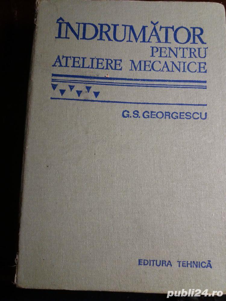 indrumator ptr. atelierele mecanice  g. georgescu