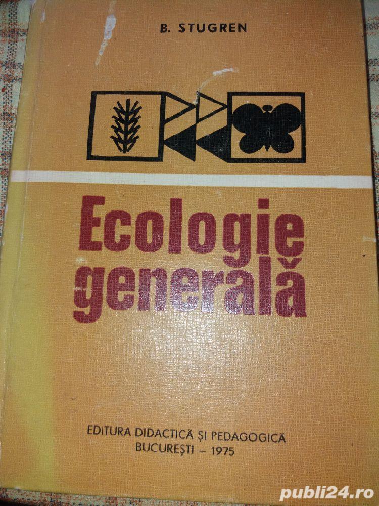 ecologie generala  stugren